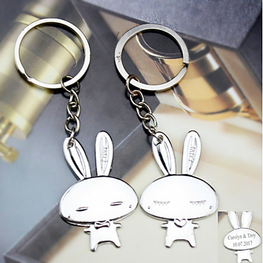 Music Keychain Favors Metalic Keychains - 6
