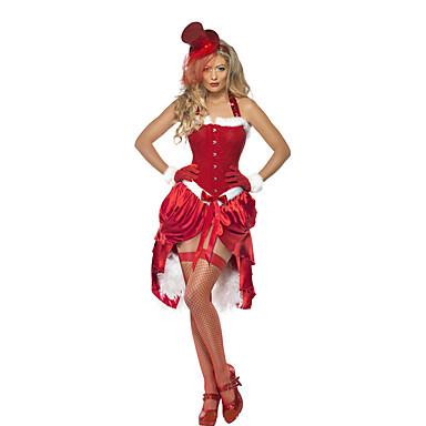 Königin Cosplay Cosplay Kostüme Maskerade Frau Halloween Karneval Fest/Feiertage Halloween Kostüme Andere Vintage