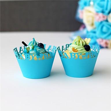 Különleges alkalom / Születésnap / Újszülött Anyag / Gyöngy-papír Esküvői dekoráció Ünneő Tavasz, Ősz, Tél, Nyár