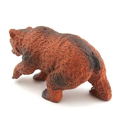 Állatok cselekvési számok Medve Állatok tettetés Lakberendezési cikkek Szilikongumi Tini Ajándék