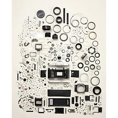 جدار ديكور بسيط جدار الفن