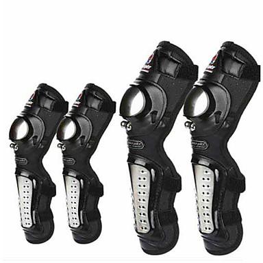 Knieschoner Motorrad Schutzausrüstung Alles Erwachsene ABS Festigkeit