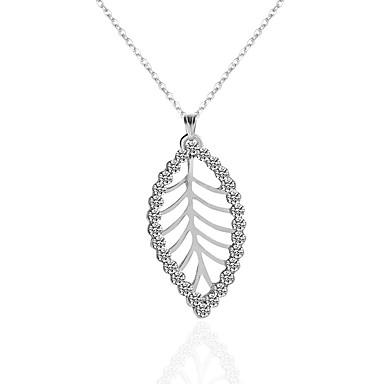 Női Az élet fája Strassz Rövid nyakláncok Nyaklánc medálok Nyakláncok  -  Személyre szabott Divat Arany Ezüst Nyakláncok Kompatibilitás