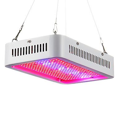 21000lm Luminária crescente Encaixe Embutido 400 Contas LED SMD 5730 Impermeável Branco Quente UV (Luz Negra) Roxa Vermelho 85-265V