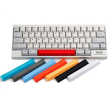 Pbt kein gedruckter keycap Raum gesetzt für kapazitive Tastatur topre realforce 87u 104u hhkb