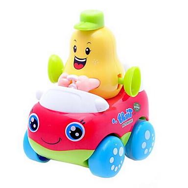 Felhúzós játék Autó Műanyagok Darabok Uniszex Gyermek Ajándék