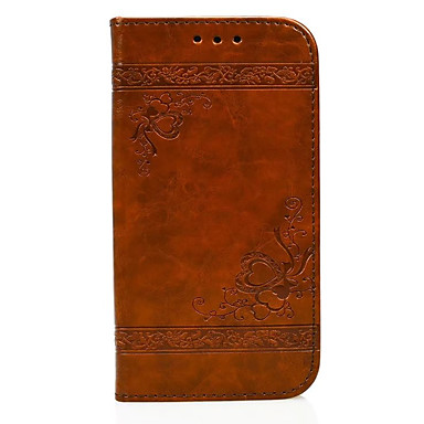 Case For Huawei P9 Huawei P9 Lite Huawei Huawei P8 Lite Card Holder Wallet with Stand Flip Embossed Full Body Cases Heart Hard PU Leather