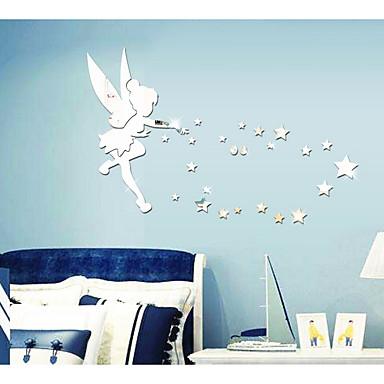 ملخص 3D ملصقات الحائط لواصق حائط الطائرة لواصق ملصقات الحائط على المرآة لواصق حائط مزخرفة 3D,أكريليك مادة تصميم ديكور المنزل جدار مائي