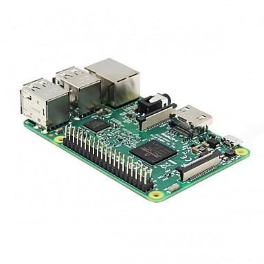 zmeura pi 3 model b cortex-a53 placa quad-core w / 1gb ram
