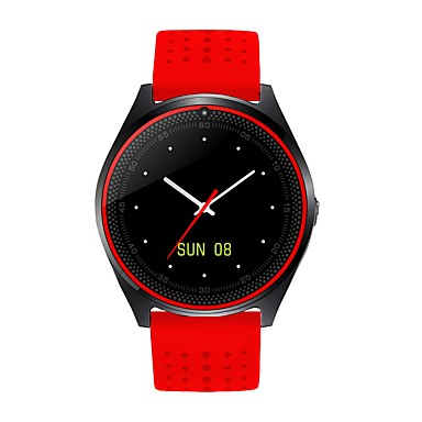 Smartwatch for Android Hands-Free Calls / Touch Screen / Video / Camera / Pedometers Pedometer / Call Reminder / Sleep Tracker / Find My Device / Alarm Clock / 0.3 MP / 32MB / MTK6261