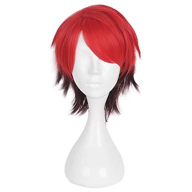 Szerepjáték Parókák Szerepjáték Szerepjáték Anime Szerepjáték parókák 35cm CM Hőálló rost Férfi Női
