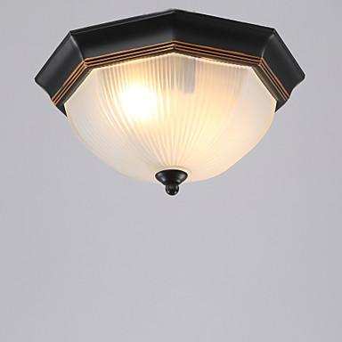 QINGMING® Retro Mennyezeti lámpa Háttérfény - Mini stílus A tervezők, 110-120 V 220-240 V Az izzó nem tartozék