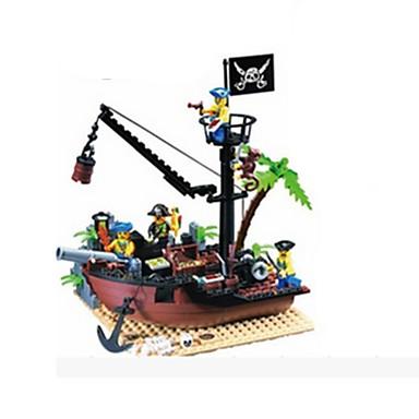 ENLIGHTEN Bausteine Spielzeuge Schiff Piraten Kunststoff Stücke