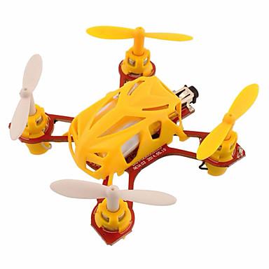 RC Drone WL Toys V292 Canal 4 2.4G - Quadcópero com CR Luzes LED Vôo Invertido 360° Quadcóptero RC Controle Remoto Cabo USB 1 Bateria Por