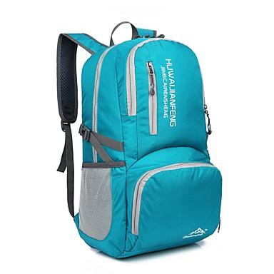 Unisex Taschen Nylon Sport & Freizeit Tasche für Sport Klettern Draussen Ganzjährig Blau Schwarz Orange Himmelblau Grün