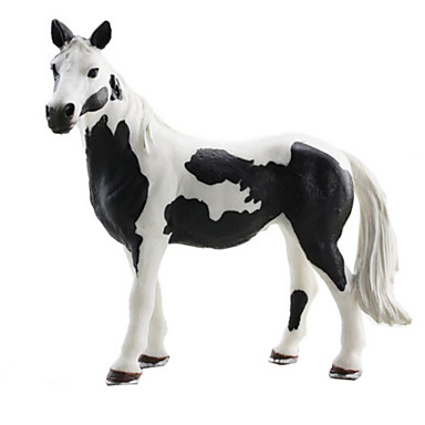 Animals Action Figure Horse Animals Simulation Silicon Rubber Teen Gift
