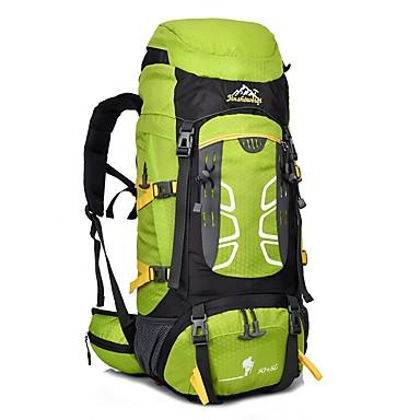 Unisex Taschen Nylon Sport & Freizeit Tasche für Sport Klettern Draussen Ganzjährig Blau Grün Schwarz Orange Rot