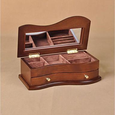 صندوق المجوهرات مع ميزة هو واسع الانتشار , إلى