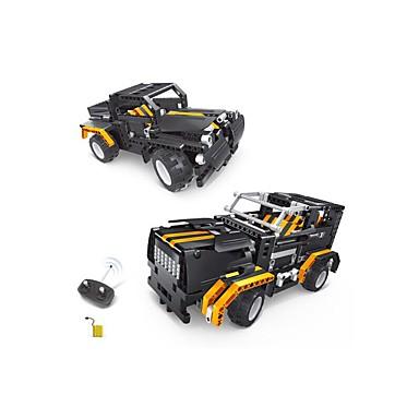 Ferngesteuertes Spielzeug Spielzeug-Autos Bausteine Bildungsspielsachen Lastwagen Spielzeuge Auto LKW Fernbedienungskontrolle Heimwerken