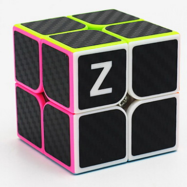 Rubik kocka z-cube 2*2*2 Sima Speed Cube Rubik-kocka Stresszoldó Puzzle Cube Ajándék Uniszex