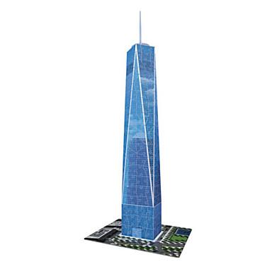 3D - Puzzle Holzpuzzle Berühmte Gebäude Naturholz Kinder Unisex Geschenk