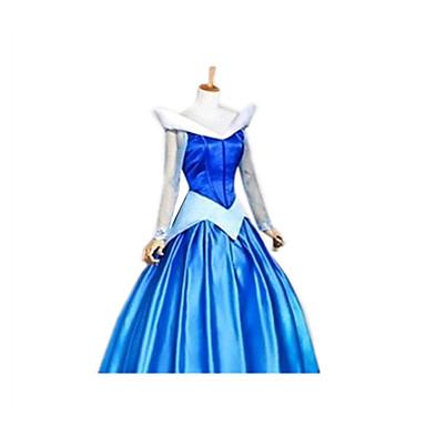 Prinzessin Märchen Einteilig/Kleid Frau Unisex Halloween Karneval Fest/Feiertage Halloween Kostüme Vintage