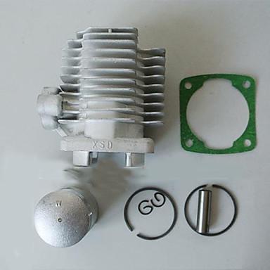 40mm Pocket Bike Zylinder-Kolben-Kits für 2-Takt-Pit Bike Schmutz Gas-Roller motorisiertes Fahrrad Mini-Quad