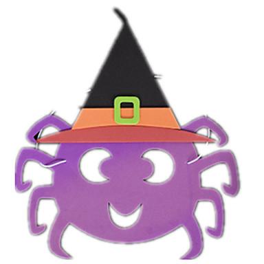 Halloween-Masken / Tiermaske SPIDER / Zum Gruseln EVA Stücke Unisex Kinder Geschenk