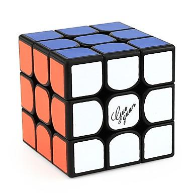 Rubik kocka 3*3*3 Sima Speed Cube Rubik-kocka / Stresszoldó / Fejlesztő játék Puzzle Cube Sima matrica / Verseny Ajándék Uniszex