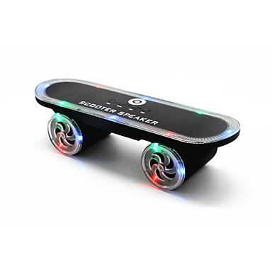 HY-BT03LED Mini stílus / Bluetooth / Fények Bluetooth 2.1 3,5 mm Rózsaszín / Bor / Világoskék