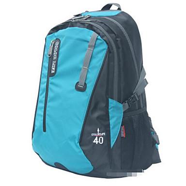 Unisex Taschen Ganzjährig Leinwand Sport & Freizeit Tasche für Gewerbliche Verwendungen Camping & Wandern Klettern Blau Gelb