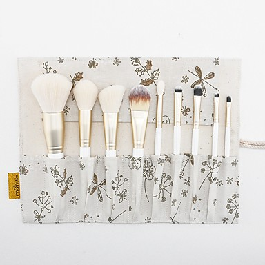 1 set Makeup Brushes Professional Makeup Brush Set Synthetic Hair / Others / Artificial Fibre Brush Cute / Portable / Easy to Carry Other / Beech Wood / Wood