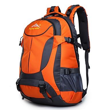 Unisex Taschen Nylon Sport & Freizeit Tasche für Sport Klettern Draussen Ganzjährig Blau Grün Schwarz Orange Rote