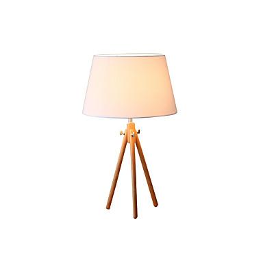 Modern/kortárs Asztali lámpa Kompatibilitás Fa/ Bambusz 110-120 V 220-240 V