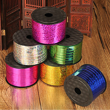 Solid Colored Plastic+PCB+Water Resistant Epoxy Cover Wedding Ribbons - 1 pcs Piece/Set Christmas Decor Favor / Dinner Decor / Thanksgiving