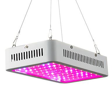 4450-5100lm Voksende lysarmatur 90 LED perler Høyeffekts-LED Vanntett Varm hvit UV Blå Rød 85-265V