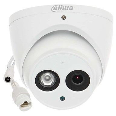 Dahua® ipc-hdw4830em-als IP-Kamera eingebautes Mikrofon 8mp ir Augapfel Netzwerk Kamera 4mm Objektiv