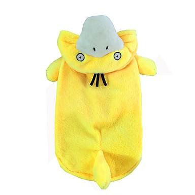 Hund Kostüme Hundekleidung Cosplay Karton Gelb Kostüm Für Haustiere