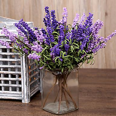 Művirágok 1 Ág Rusztikus Stílus Növények Asztali virág