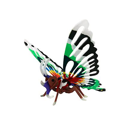 3D építőjátékok / Fejtörő Pillangó Lakberendezési cikkek / DIY Fa Klasszikus Gyermek Ajándék