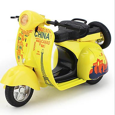 MINGYUAN Spielzeug-Autos Aufziehbare Fahrzeuge Motorräder Spielzeuge Motorrad Schaf Kunststoff Metalllegierung Kinder 1 Stücke