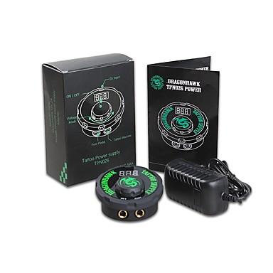Hálózati adapter / Kábel Tetoválógép Tartozék / Tetováló gép és tartozék 90-240V V Elegáns és luxus