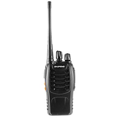 BAOFENG 888S Käsin pidettävä / Analoginen 3KM-5KM 3KM-5KM 16CH 1500mAh <5W Radiopuhelin Kaksisuuntainen radio