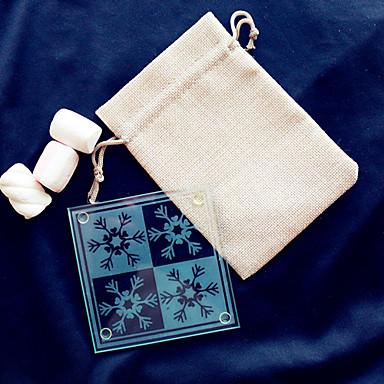 Karácsonyi ajándékok / Karácsony / Esküvő Környezetbarát anyag / Hőkezelt üveg Üvegzáró dugók / Üvegnyitók / Praktikus köszönetajándékok