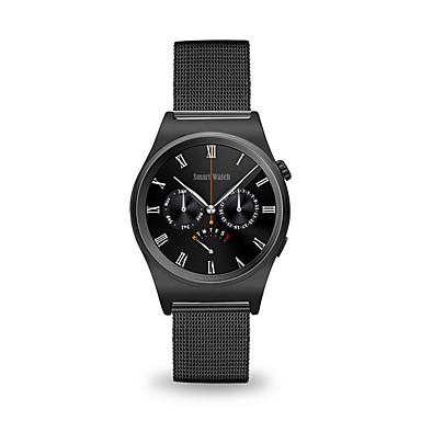 Intelligens Watch X10 mert iOS / Android Szívritmus monitorizálás / Elégetett kalória / Vízálló / Média kontroll / Lépésszámlálók Lépésszámláló / Fitnesz követő / Testmozgásfigyelő / Alvás nyomkövet