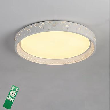 LED / Divatos és modern Mennyezeti lámpa Háttérfény - Többszínű / Az izzó tartozék, 220-240 V, Távirányítóval szabályozható, LED