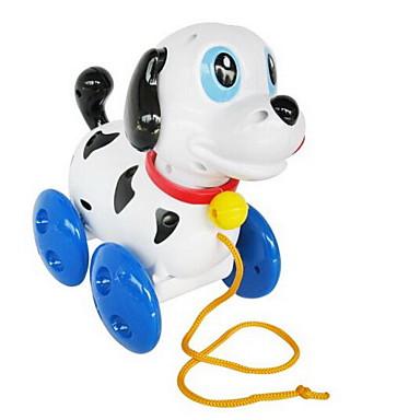 Felhúzós játék Elektromos Kutyák Műanyagok Darabok Uniszex Gyermek Ajándék