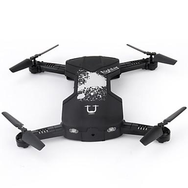 Drohne 69506 4 Kanäle Mit 0.3MP HD-Kamera Ein Schlüssel Für Die Rückkehr Kopfloser Modus Mit Kamera Ferngesteuerter Quadrocopter