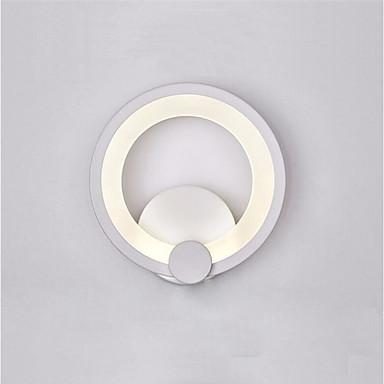 LED Újdonság Fali lámpák Kompatibilitás Fém falikar 85-265 V