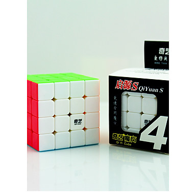 Rubik's Cube QIYI Revenge 4*4*4 Smooth Speed Cube Magic Cube Educational Toy Stress Reliever Puzzle Cube Gift Unisex